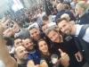 Turbigo - Matteo con gli amici in piazza San Carlo