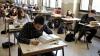 Scuola - Studenti impegnati con la maturità