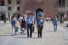 Milano - Carabinieri e polizia cinese insieme