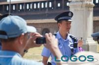 Milano - Carabinieri e polizia cinese insieme.1