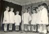 Turbigo - Una foto storica all'Ente Morale
