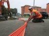 Turbigo - Lavori per la fibra ottica (Foto internet)