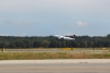 Malpensa - Un aereo in decollo