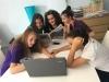 Storie - Le 'Pantere' scout nella nostra redazione