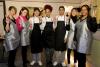 Storie - Victoire (al centro): la chef che ha conquistato Milano