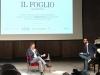 Politica - Matteo Renzi al teatro Parenti, tra domande e risposte